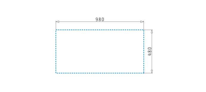 PYRAMIS PYRAGRANITE ΝΕΡΟΧΥΤΗΣ ALAZIA PLUS (100X50) 1B 1D CARBON 3