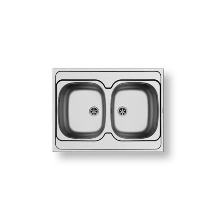 PYRAMIS ΑΝΟΞΕΙΔΩΤΟΣ ΝΕΡΟΧΥΤΗΣ INTERNATIONAL (80X60) 2B ΣΑΤΙΝΕ 1