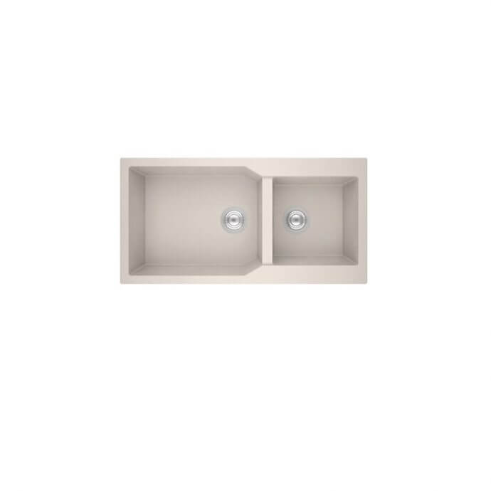 SANITEC ULTRA GRANITE No 803 2B OCRA (98X50) 1