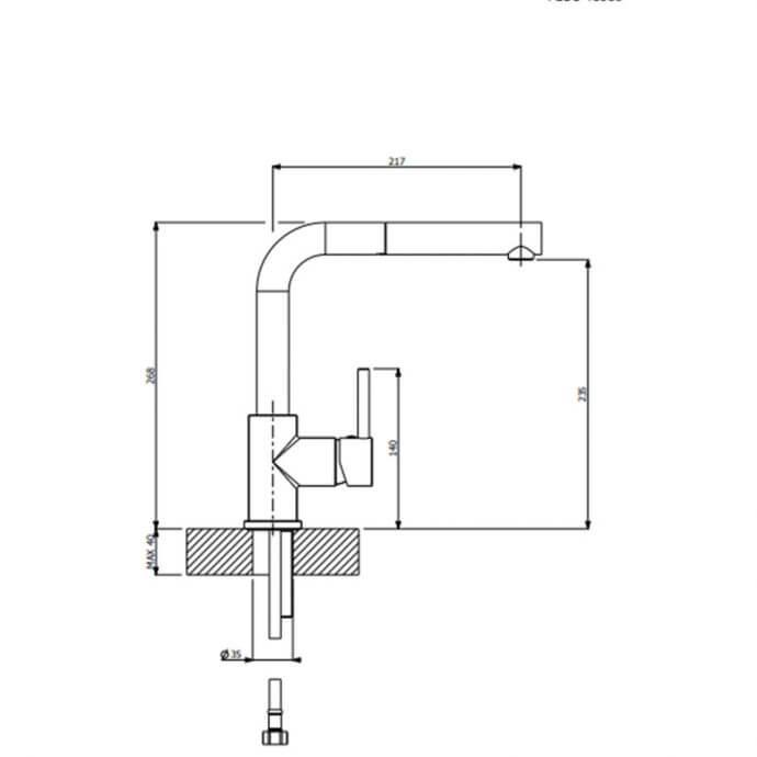 CARRON PHOENIX FLUO No 18580 ΧΡΩΜΙΟ 4