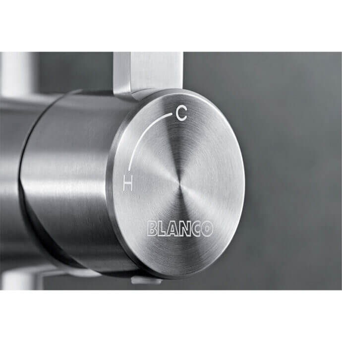 BLANCO ΜΠΑΤΑΡΙΑ ΚΟΥΖΙΝΑΣ CANDOR STAINLESS STEEL 3