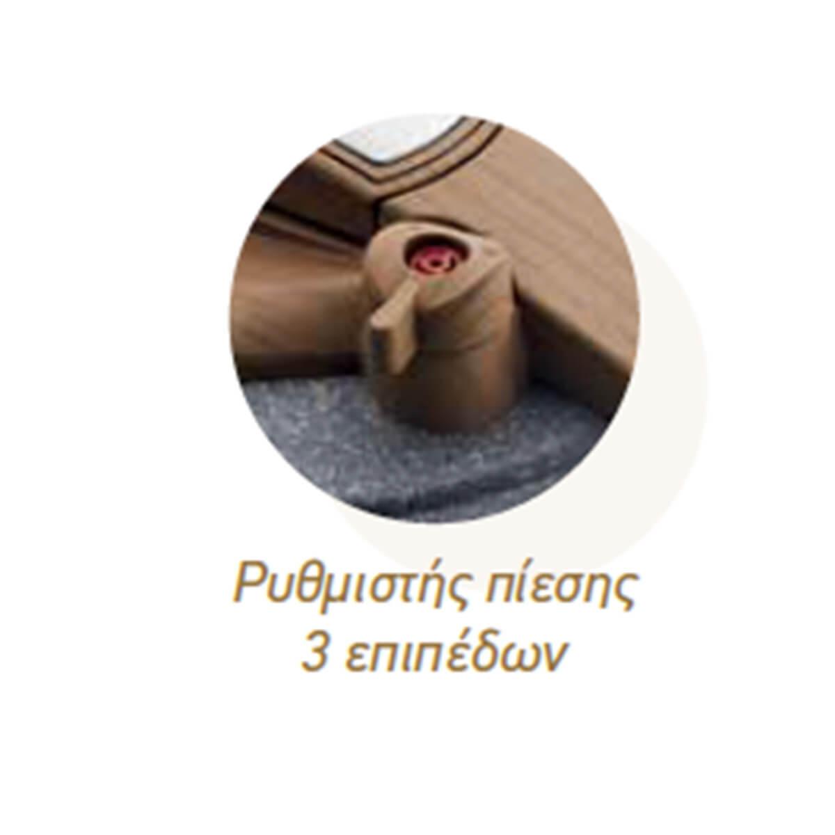 PYRAMIS ΧΥΤΡΑ ΤΑΧΥΤΗΤΑΣ NOVELTA 6 ΛΙΤΡΑ (∅22 cm) 5