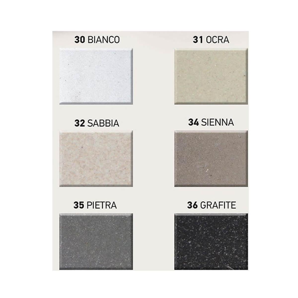 SANITEC ULTRA GRANITE No 817 1B 1D OCRA (116X50) 3